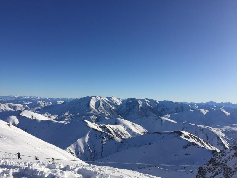 マウントハットの頂上から見る絶景