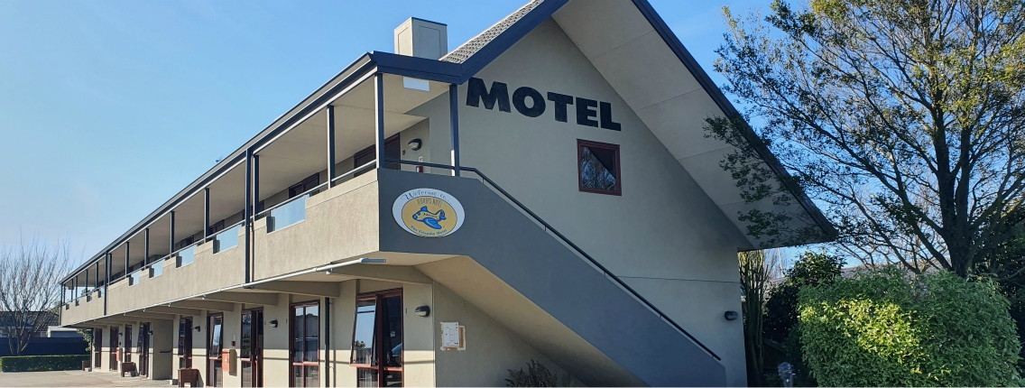 Airways Motel Outside